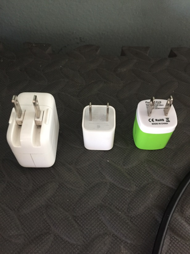 Factory Ipad Charger, Factory Iphone Charger, Third Part Charger