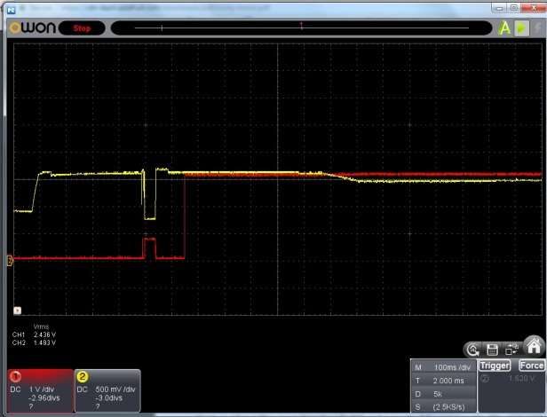 USB D+ and D- data lines during iPhone 6 Charging Handshaking