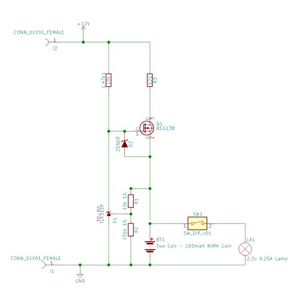 Hacking a 1996 BWM E36 Flashlight for Longer Lifetime – surfncircuits