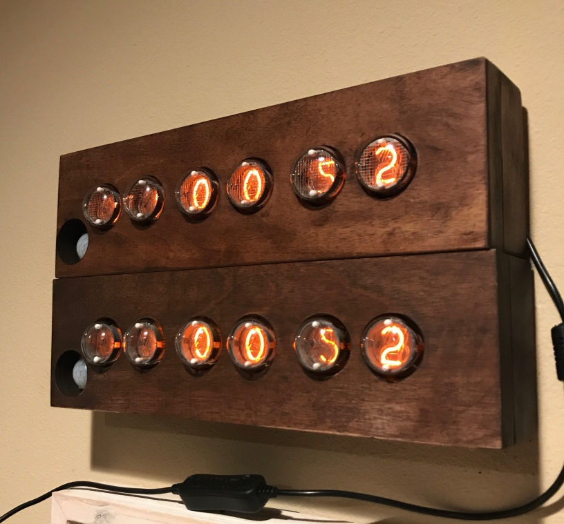 Easy IoT Fleet Deployment of ETA Nixie Tube Clocks